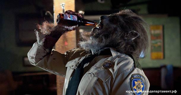 Полицейский оборотень