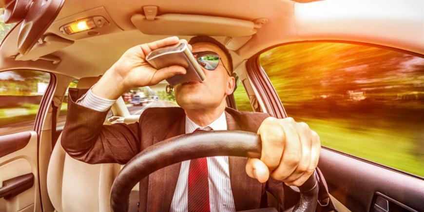 автомобиль, машина, выпивать