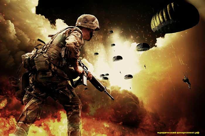 армия, призыв, десант, пехота