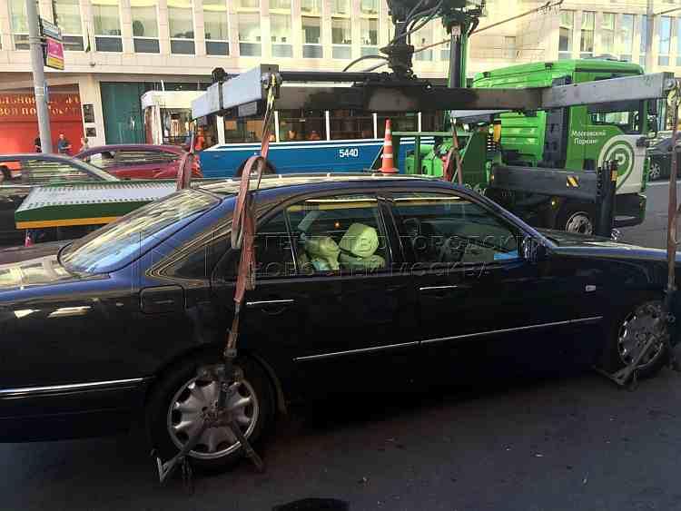Как обжаловать эвакуацию автомобиля