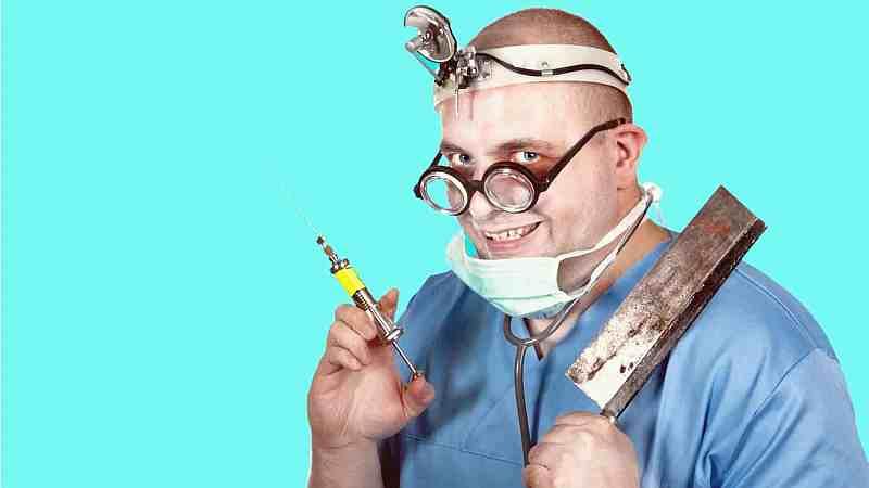 доктор, вакцинация